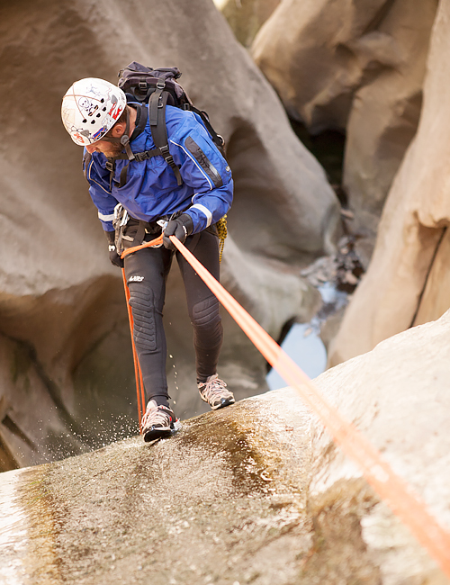 Kolob Creek Technical Canyoneering Route | Zion