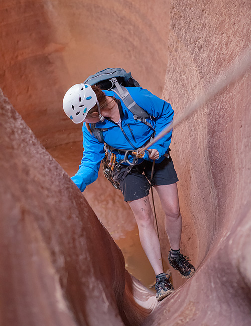 Red Cave Canyoneering | Zion National Park