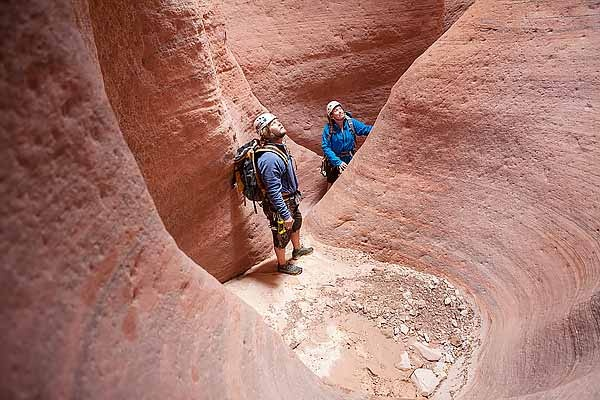 Guided Canyoneering Trip near Zion National Park