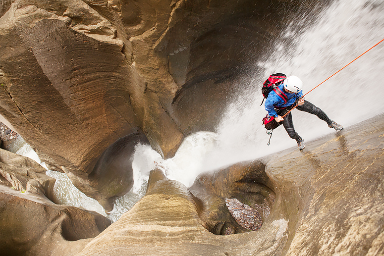 Kolob Creek Canyoneering | Zion National Park