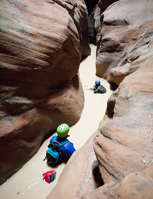 Pine Creek Canyoneering | Zion National Park