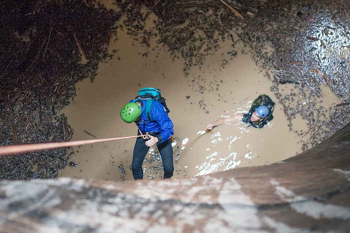 Pine Creek Canyon | Zion National Park Canyoneering